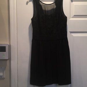 Black BCBGeneration mini dress
